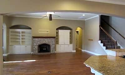 Living Room, 8806 East 110th St S, 1
