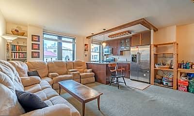 Living Room, 2601 Pennsylvania Ave 553, 0