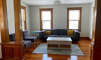 Living Room, 326 Elberon Blvd, 2
