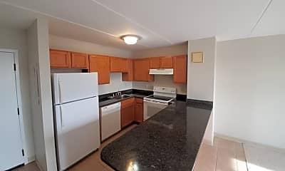 Kitchen, 80 Sagamore St 303, 1