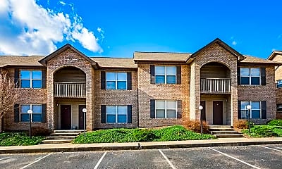 Building, Country Shores Apartments, 1
