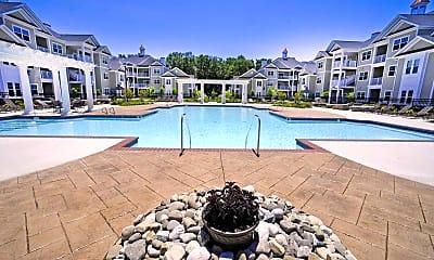 Pool, Fenwyck Manor Apartments, 0