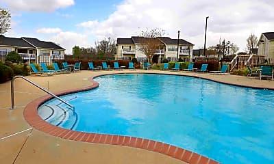 Pool, Hampton Point, 0
