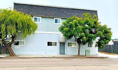 Building, 2232 Abbott St, 2