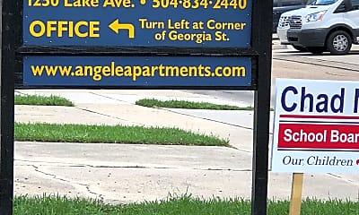Angele Apartments, 1