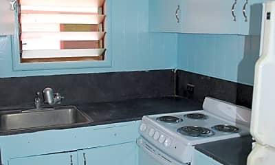 Kitchen, 1454 Kinau St, 1