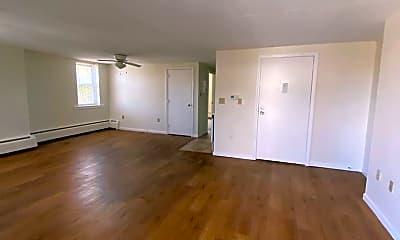Living Room, 100 Bedford St, 1