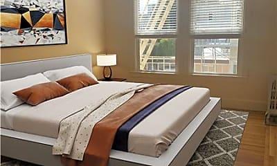 Bedroom, 545 Broderick St, 1