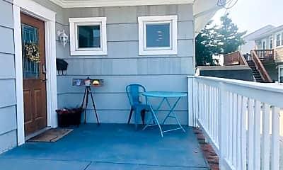 Patio / Deck, 5404 Calvert Ave, 1