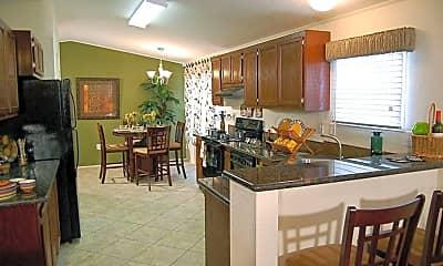 Kitchen, Forest Vista, 1
