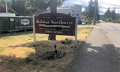 Habitat Northwest, 1
