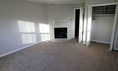 Living Room, 1721 Wheat St, 1