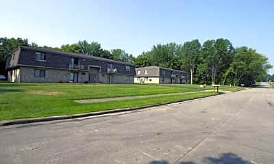 Building, North Road Apartments, 0