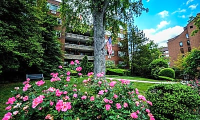 Community Signage, 429 Apartments, 2