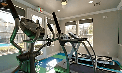 Fitness Weight Room, 3131 Hayes Rd, 0