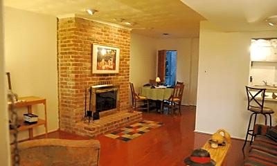 Living Room, 1716 1/2 A St SE, 0