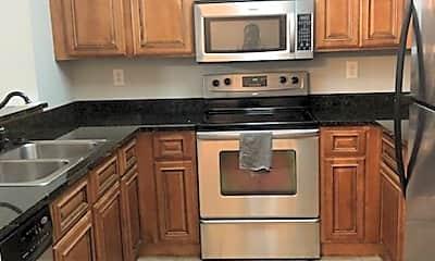 Kitchen, 120 15th Street E 2x2, 1