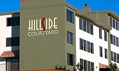 Hillside Courtyard, 0