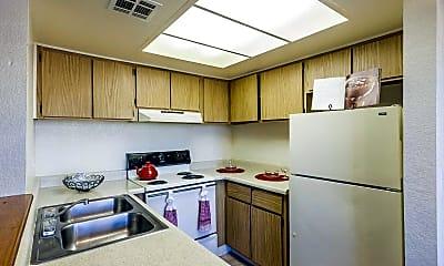 Kitchen, Brook Creek, 1