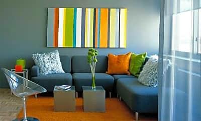 Living Room, 425 W 37th St, 2