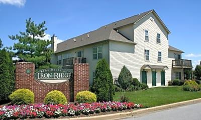 Community Signage, Apartments At Iron Ridge, 0