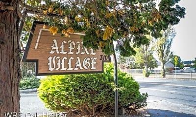 Community Signage, 310 SE Midway Blvd, 1