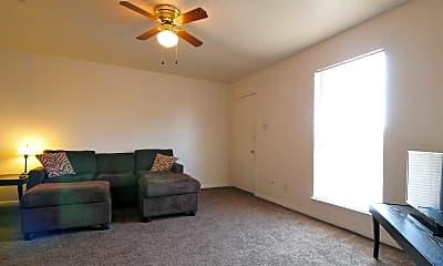 Living Room, Oak Tree, 1