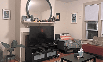 Living Room, 2487 1/2 Indianola Ave, 0