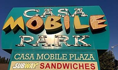Casa Mobile Park, 1