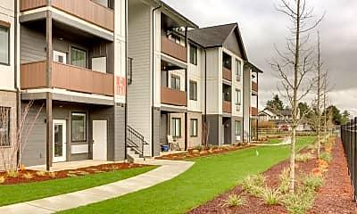 Building, Union Park Apartments, 2