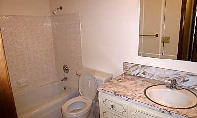 Bedroom, 7101 Roosevelt, 2