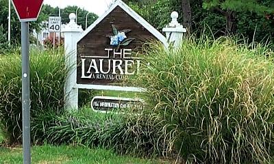 Laurel Apartments, 1