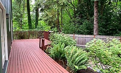 Patio / Deck, 5245 West Mercer Way, 2