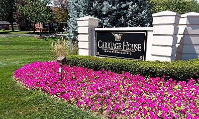 Carriage House Of Muncie, 1