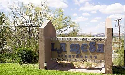Community Signage, La Mesa, 2