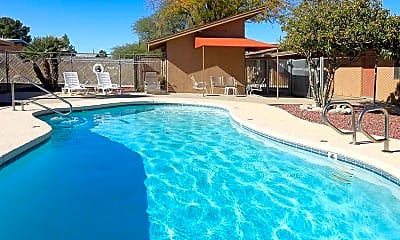 Pool, Catalina Country Studio Apartments, 2