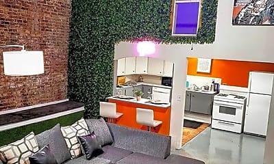 Living Room, 691 John Wesley Dobbs Ave NE M, 1