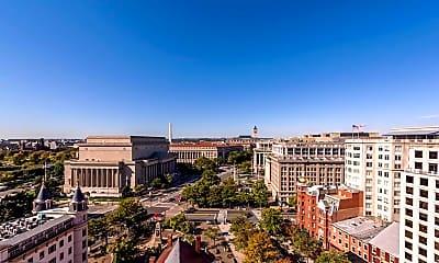 Building, 601 Pennsylvania Avenue NW 1009, 1