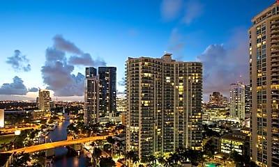 Building, Vu New River Apartments, 0
