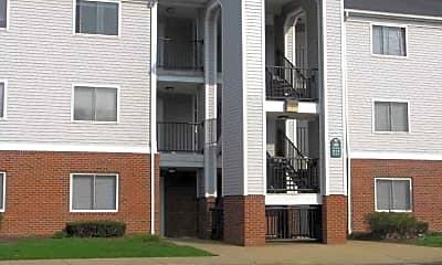 Building, Cedar Knoll Apartments, 0