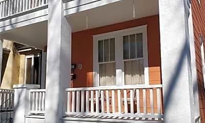 Building, 210 E Park Ave, 2