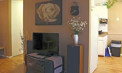 Living Room, New Hope Place Apartments, 1