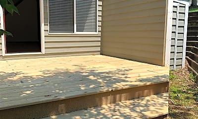 Patio / Deck, 1260 Chatham Ridge, 2