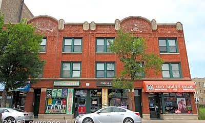 Building, 3316 W Lawrence Ave, 1