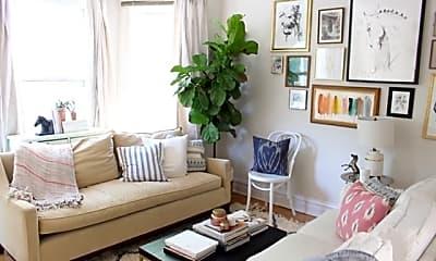 Living Room, 2255 W Winnemac Ave 2, 1