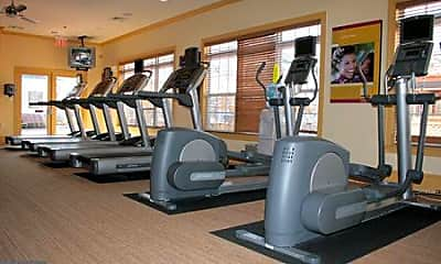 Fitness Weight Room, 501 Sunset View Terrace SE 103, 2