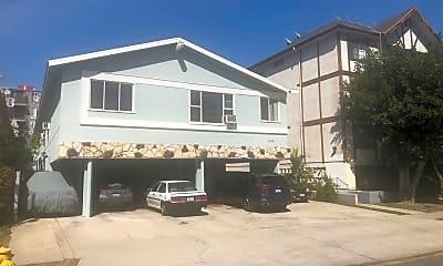 Building, 5723 Harold Way, 1