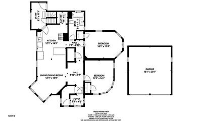 Building, 55 Lyndhurst St, 2
