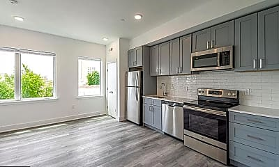 Kitchen, 1520 South St 405, 0