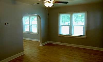 Bedroom, 834 Harrison St, 1